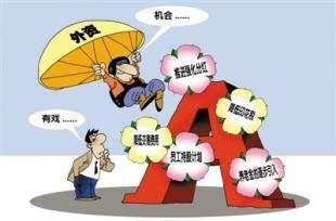 上半年A股领跌全球 外资涌入中国股市